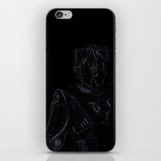 Cyberman iPhone & iPod Skin