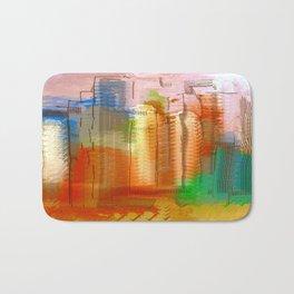City with Attitude Bath Mat