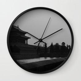 Beijing: The Northern Capital Wall Clock