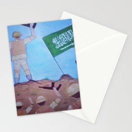 Our soldiers Stationery Cards
