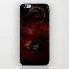 Leaving the planet 72 Pegasi iPhone & iPod Skin