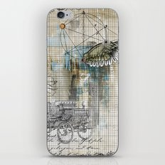Old Letter iPhone & iPod Skin