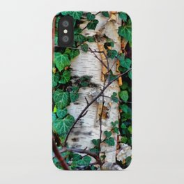 Wrapped iPhone Case