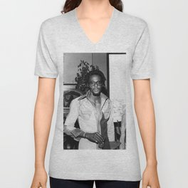 David Ruffin - Black Culture - Black History Unisex V-Neck