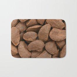 Brazil nuts Bath Mat