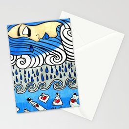 Missing. Stationery Cards