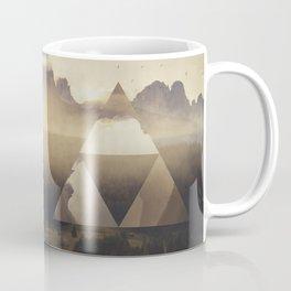Hyrule - Power of the Triforce Coffee Mug