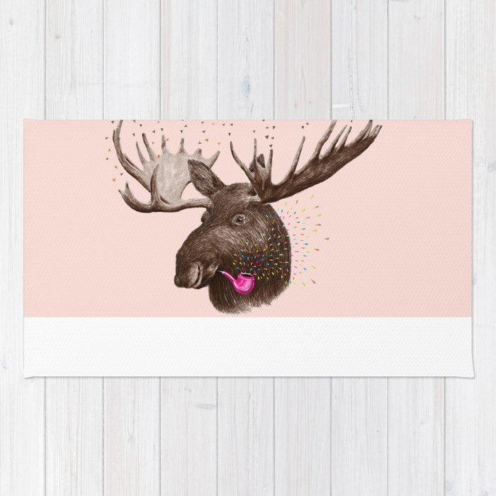 Moose III Rug