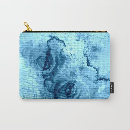 roses underwater Carry-All Pouch