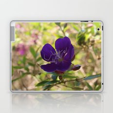 Lavender Petals Laptop & iPad Skin