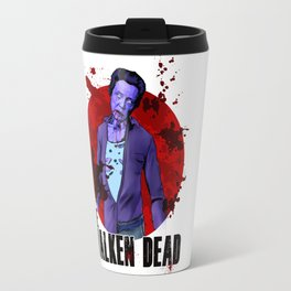 The Walken Dead – The Walking Dead Parody – Christopher Walken Zombie Travel Mug