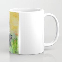 Watercolor Skunk Coffee Mug