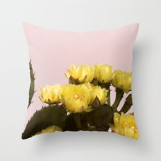 Prickly Pear #1 Throw Pillow