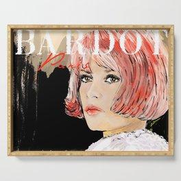Bardot  Paris Serving Tray