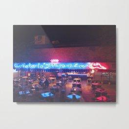 Cafetería Impala, Mérida, México Metal Print