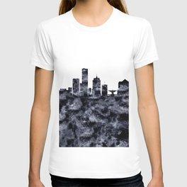 Milwaukee Skyline Wisconsin T-shirt