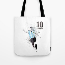 Sports art - World cup Argentina Tote Bag