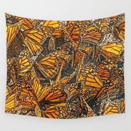 FLIGHT PATTERNS Wall Tapestry