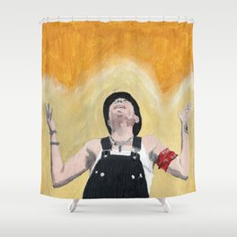 Rips Reps Revelations Shower Curtain