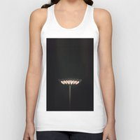lights Tank Tops featuring Lights by wowpeer