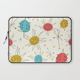 Mid-Century Holiday Season Laptop Sleeve