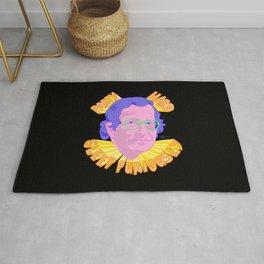 Party Chomsky Rug