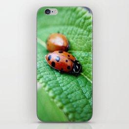 snuggle iPhone Skin