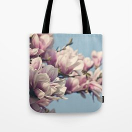 to the sky and back. Tote Bag