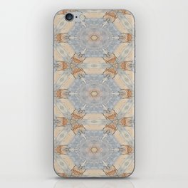 The Alamo Kaleidoscope DNA 6390 iPhone Skin