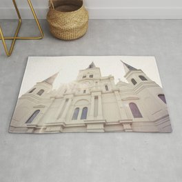 St Louis Cathedral Rug