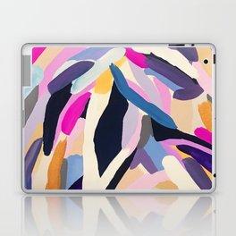 inner space flowers Laptop & iPad Skin