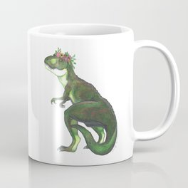 Pretty T-Rex Coffee Mug
