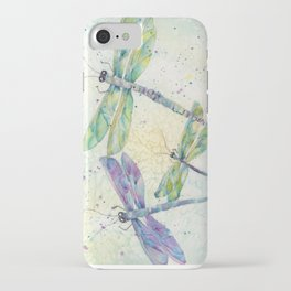 Xena's Dragonfly iPhone Case