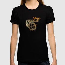 Celtic Hound Letter T 2018 T-shirt