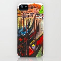 Paradisal Venice iPhone (5, 5s) Slim Case