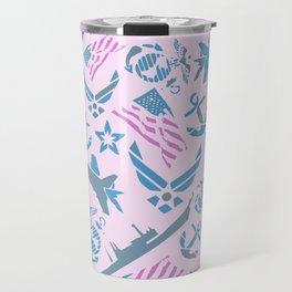 Princess Freedom Travel Mug