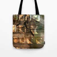gem Tote Bags featuring Gem by Allison Motola