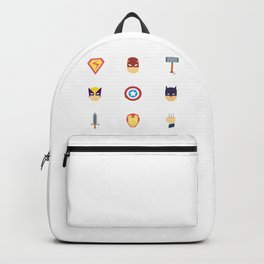 Time To Fight Crime Backpack