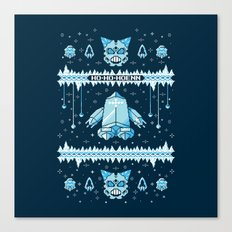 Such an Ice Sweater: Ho-Ho-Hoenn Canvas Print