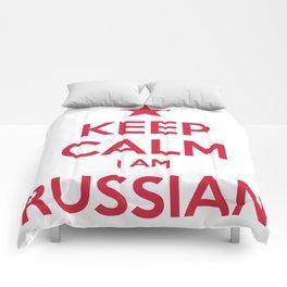 RUSSIA Comforters
