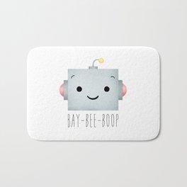 Baby Robot Bath Mat