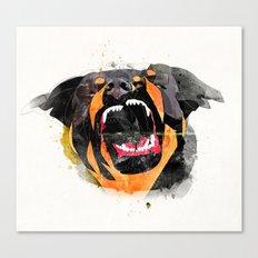perro Canvas Print