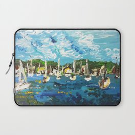 Put n Bay Painting 1 Laptop Sleeve