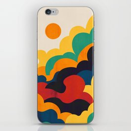Cloud nine iPhone Skin