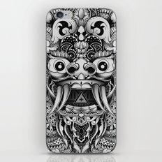 Barong Bali iPhone & iPod Skin