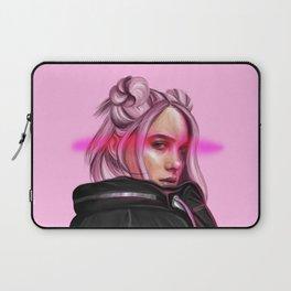 Billie Eilish - See Me In A Crown Laptop Sleeve