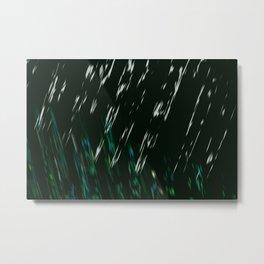 stormy summer Metal Print