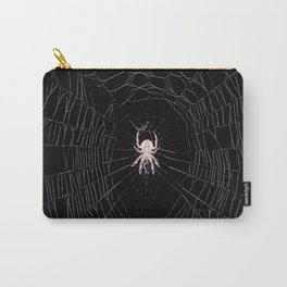 Spider Orb Weaver Carry-All Pouch