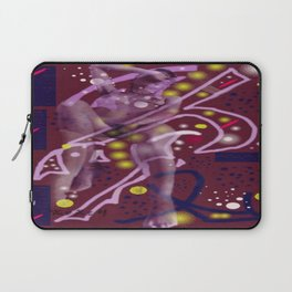 Homage to Balzac n.1 Laptop Sleeve