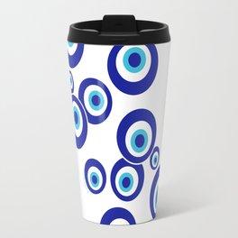 Mod Evil Eyes Travel Mug